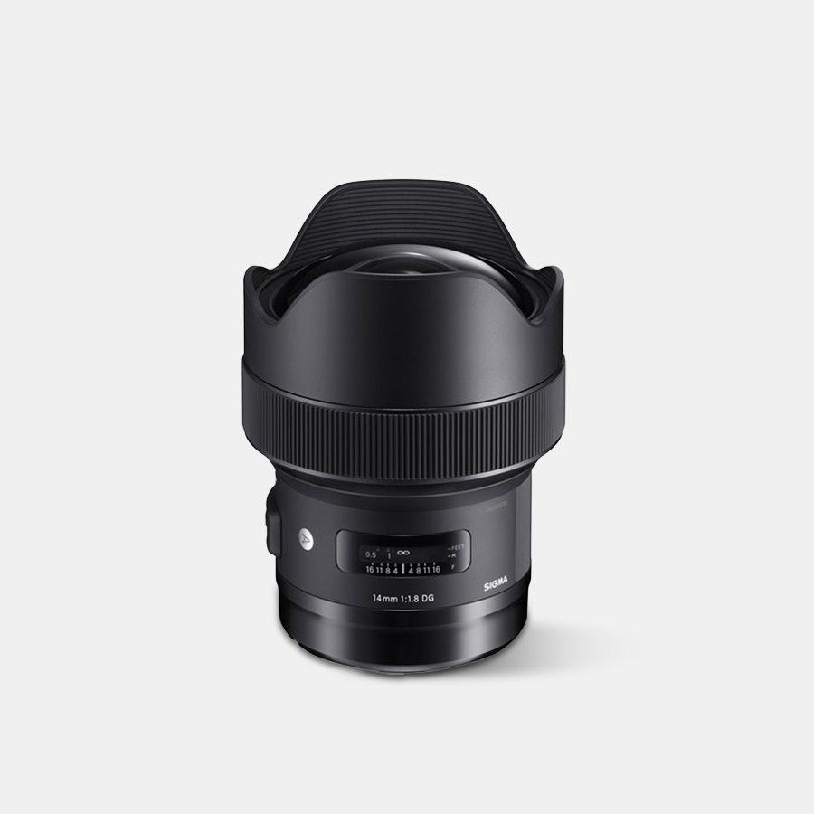 Sigma 14mm f|1.8 DG HSM Art Lens