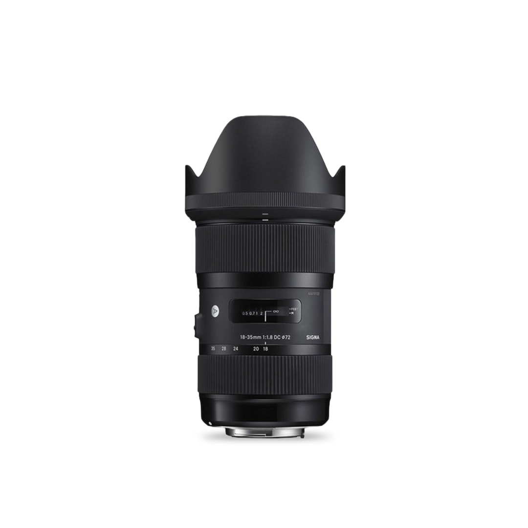 Sigma 18-35mm f/1.8 DC HSM Art Lens