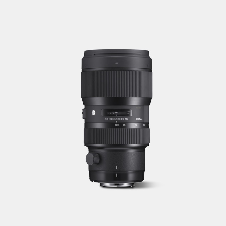 Sigma 50-100mm f|1.8 DC HSM Art Lens