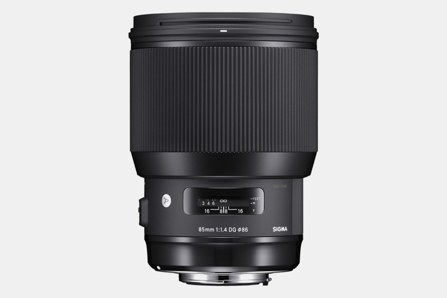 85mm lens for Canon (+ $339)