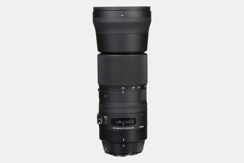 150–600mm lens for Nikon (+ $199)
