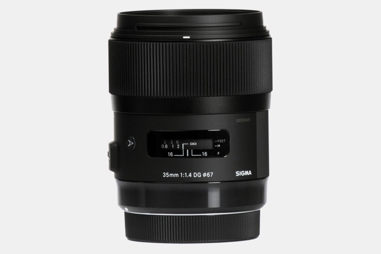 35mm lens for Nikon