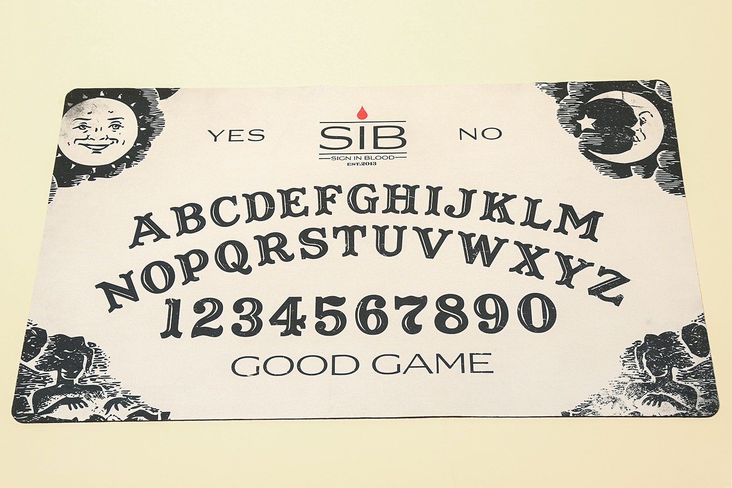 Sign in Blood Playmat and Spellbook Bundle