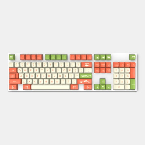 Signature Plastics SA Sushi Keycap Set | Price & Reviews | Drop