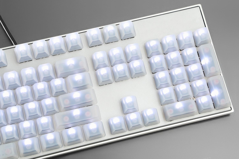 Silicone Gel Keycap Set