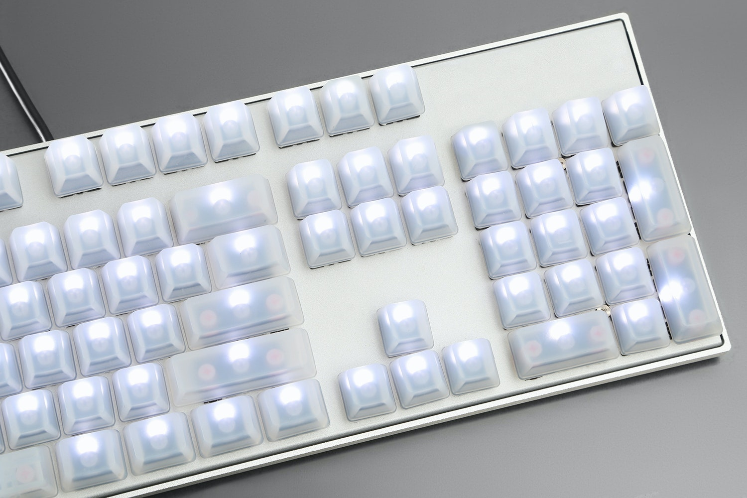 Silicone Gel Keycap Set