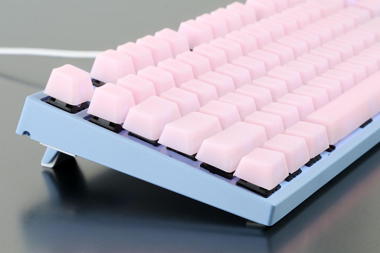 Silicone Gel Tropical Keycap Set