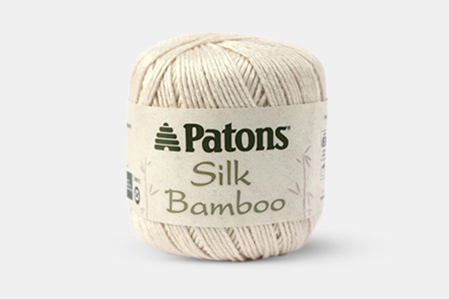 Silk-Bamboo Yarn by Patons (2-Pack)