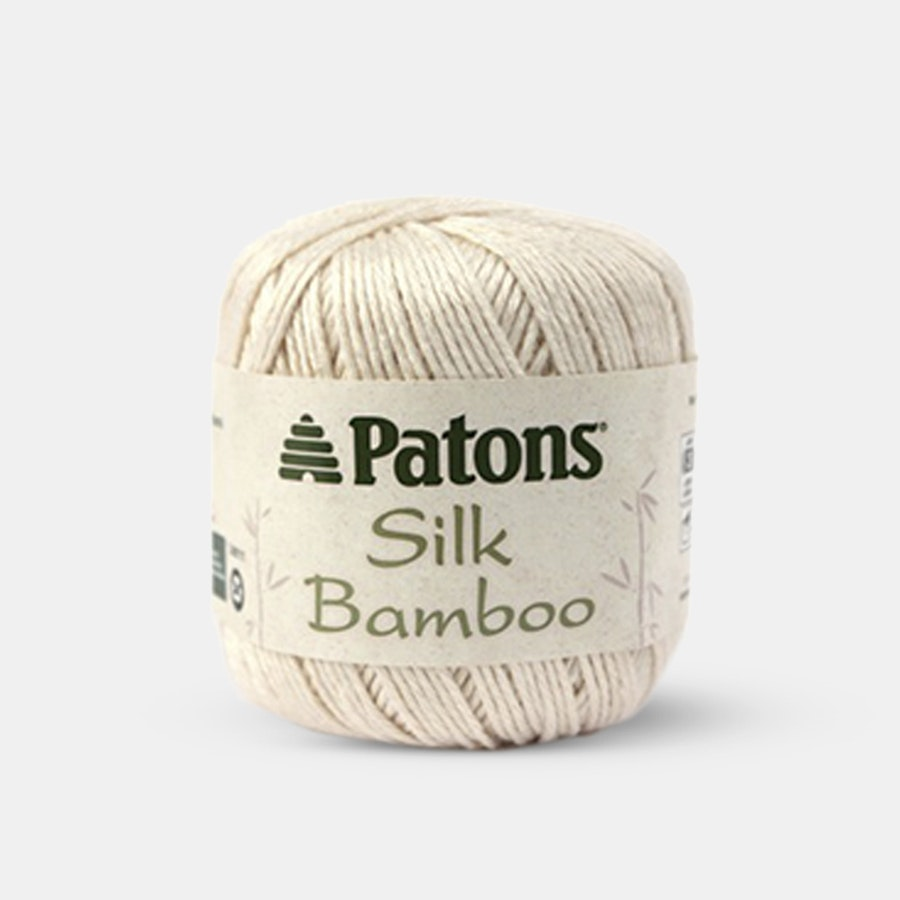 Silk-Bamboo Yarn by Patons