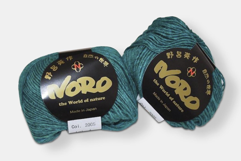 Silk Garden Lite Solo Yarn by Noro