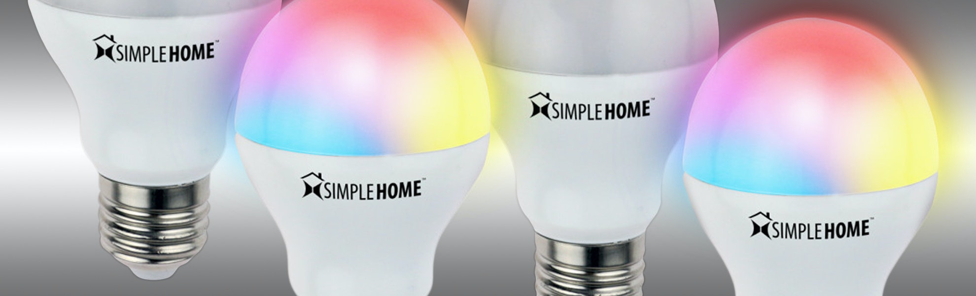 Simple Home Wi-Fi Smart LED Light Bulb