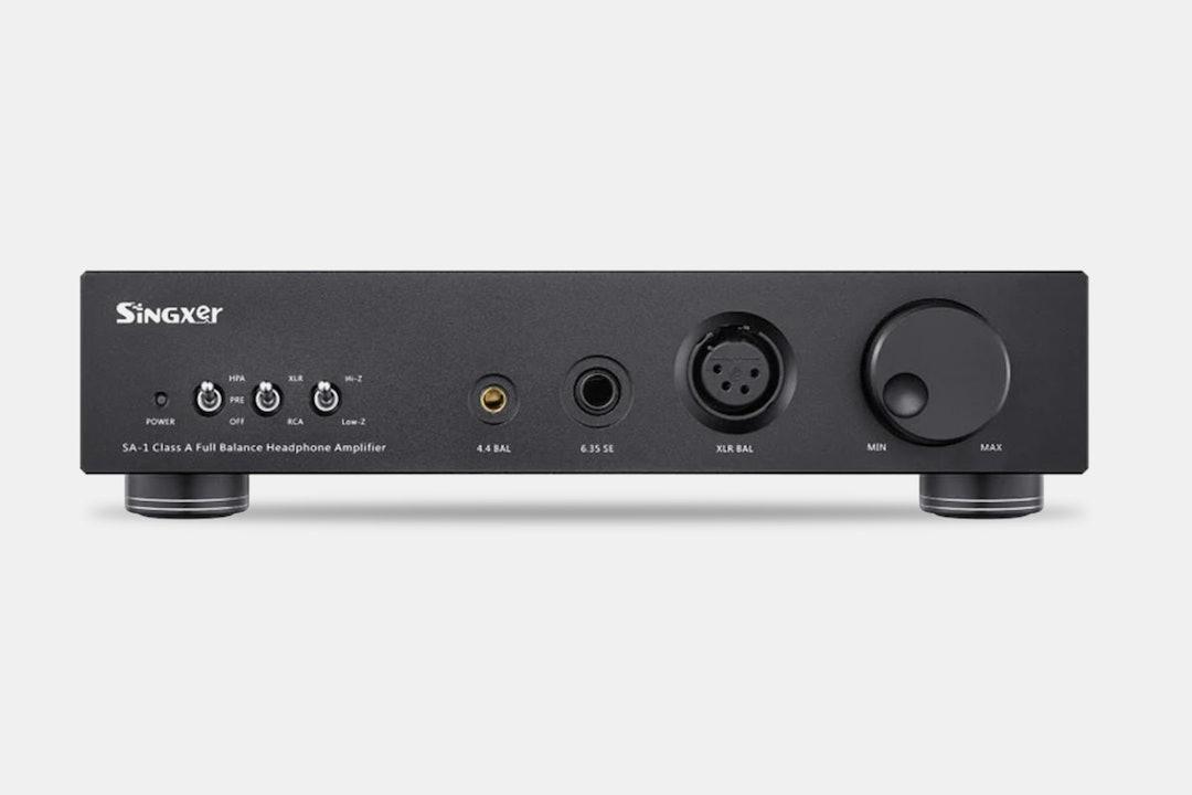 Singxer SA-1 Balanced Headphone Amplifier