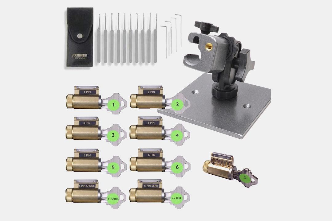 Skill-Builder Lockpicking Training Kit