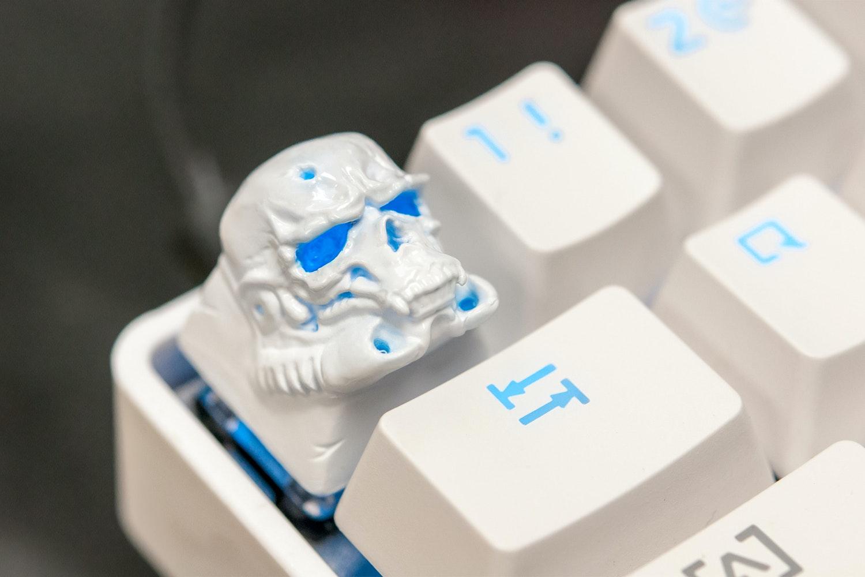 Skull Trooper Artisan Keycap