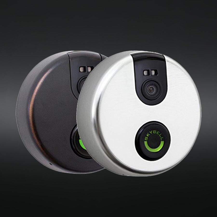 SkyBell Wi-Fi Video Doorbell Version 2.0 Bundle