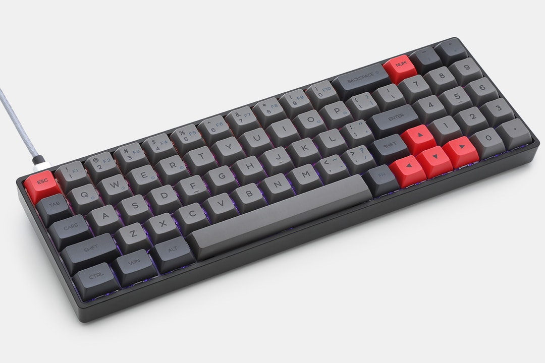 Skyloong SK71 Hot-Swappable RGB Wireless Keyboard