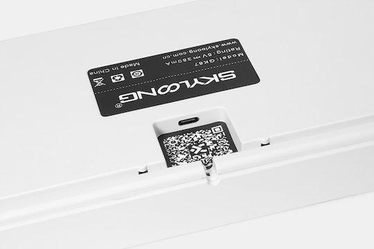 Skyloong GK87 RGB Hot-Swappable TKL Keyboard Kit