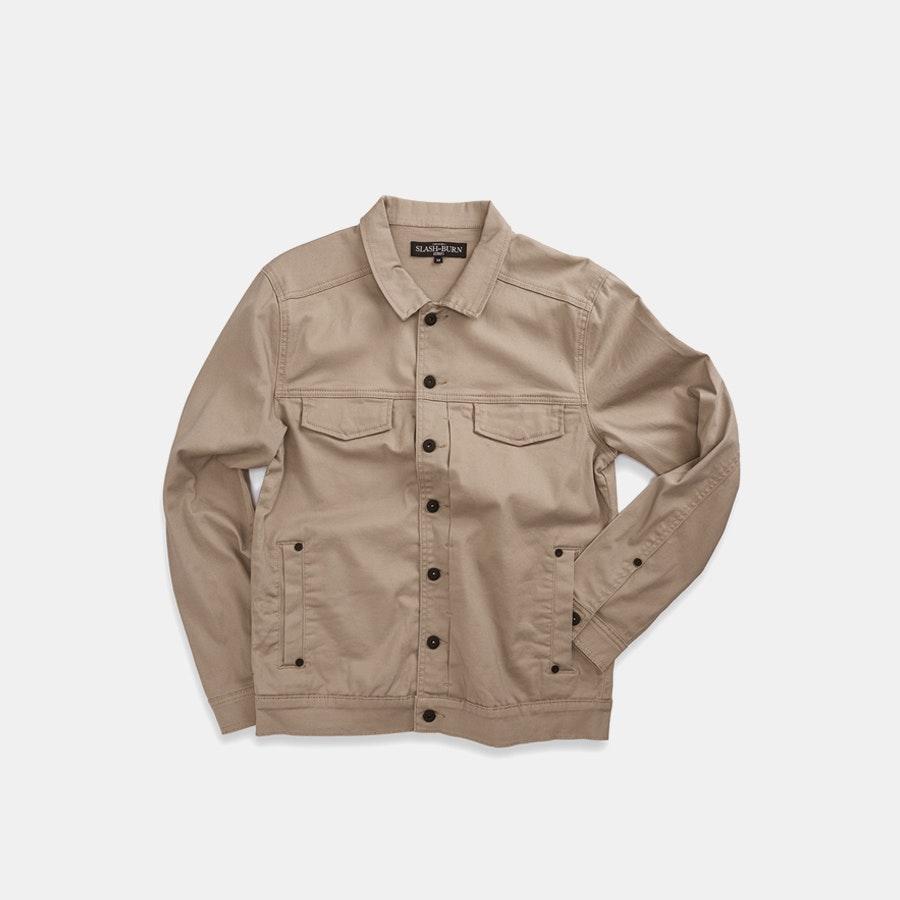 Slash and Burn Co. Fairfax Trucker Jacket