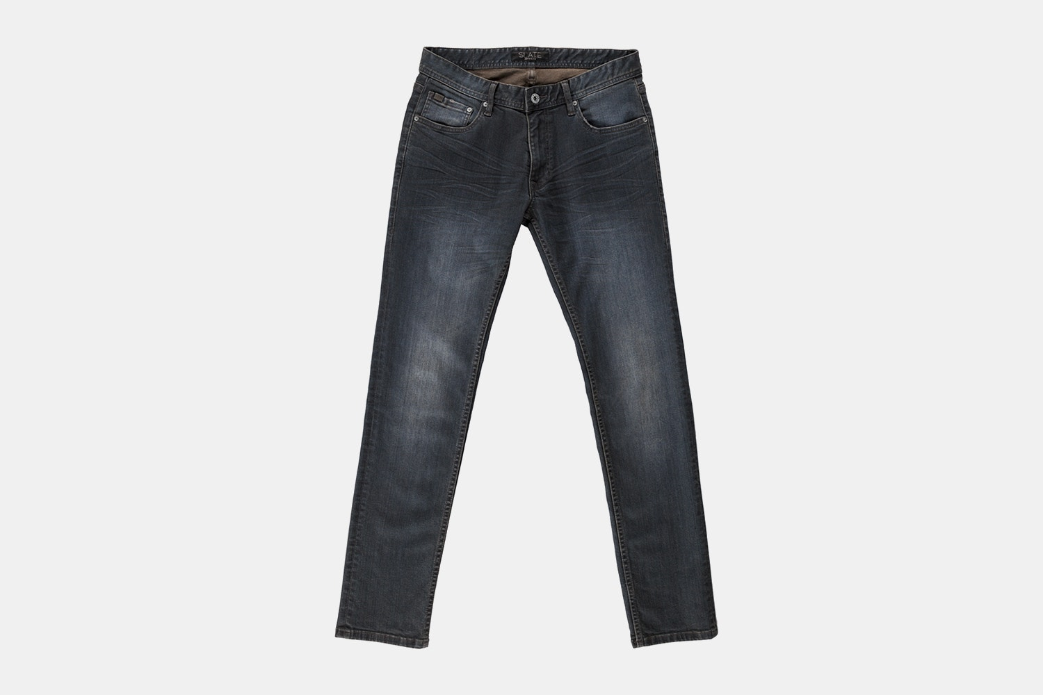 Slim Tapered - Grey Vintage Wash (+ $10)