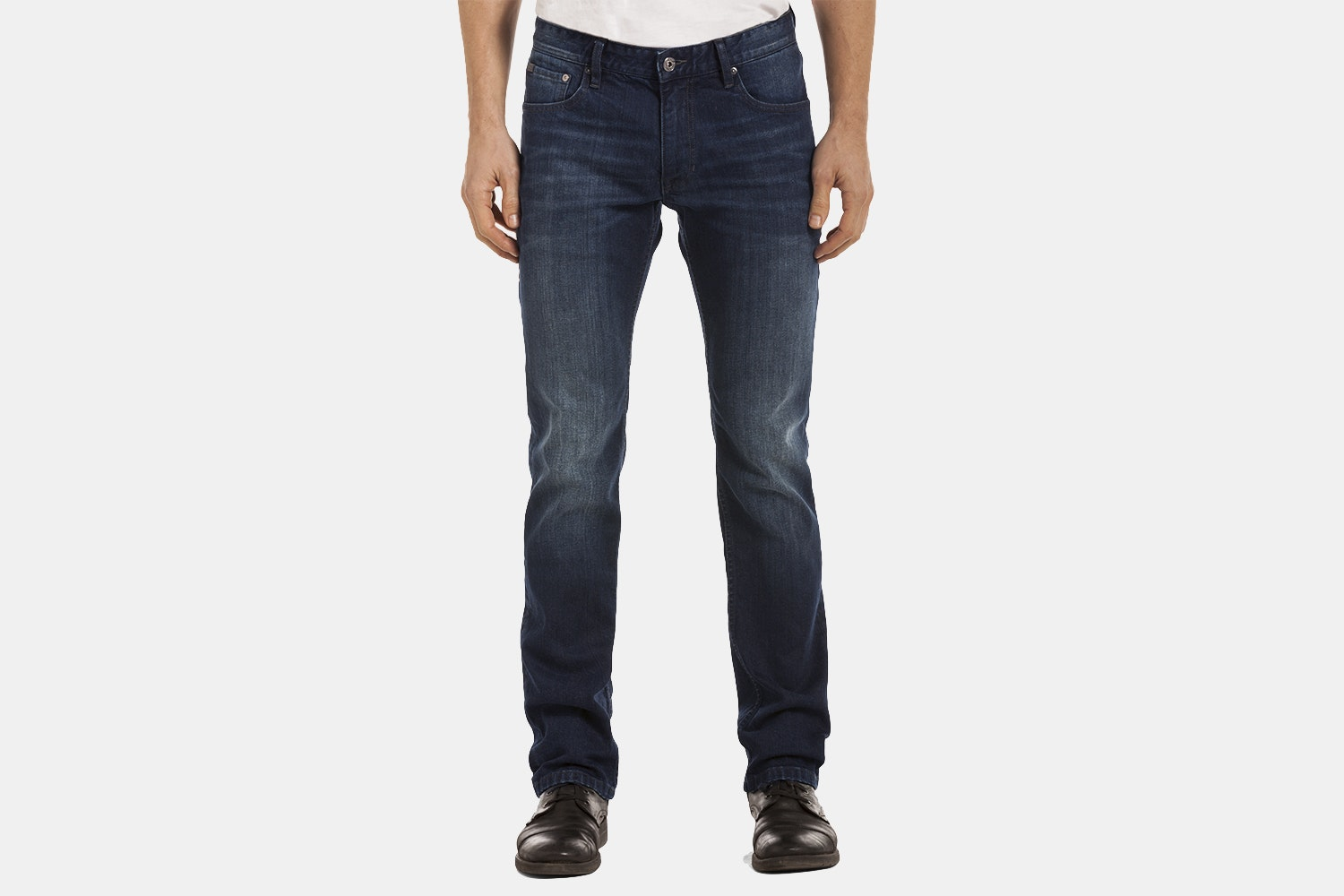 Slim Straight - Dark Wash