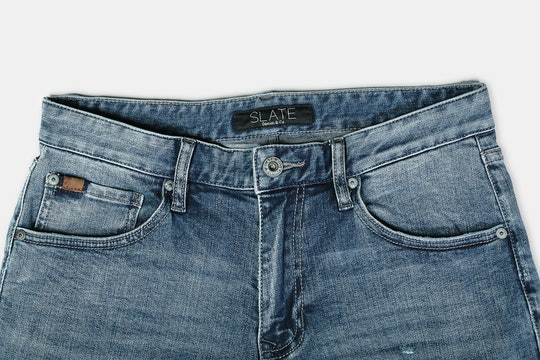 Slate Denim Vintage Wash Jeans