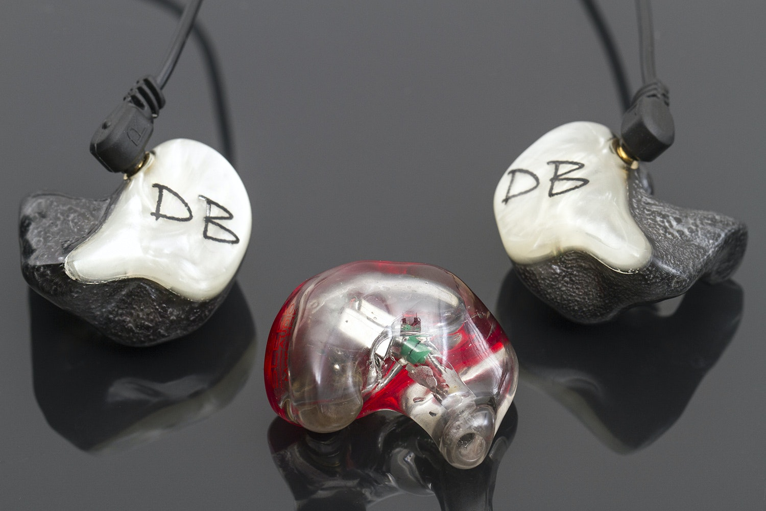 Sleek Audio CT7 Custom IEM