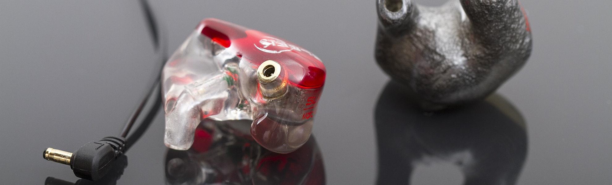 Sleek Audio CT7 Custom IEM