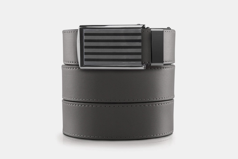 Steel Gray/Bar-Striped