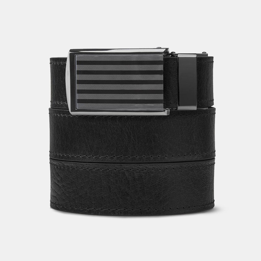 SlideBelts Ratchet Belt: Premium Collection