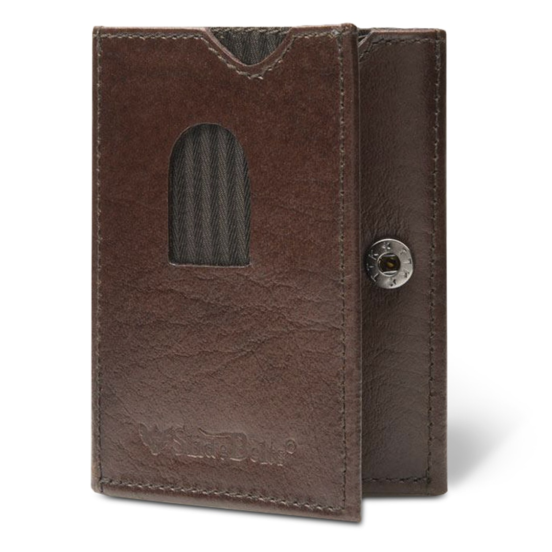 SlideBelts Tri-Fold Leather Wallet