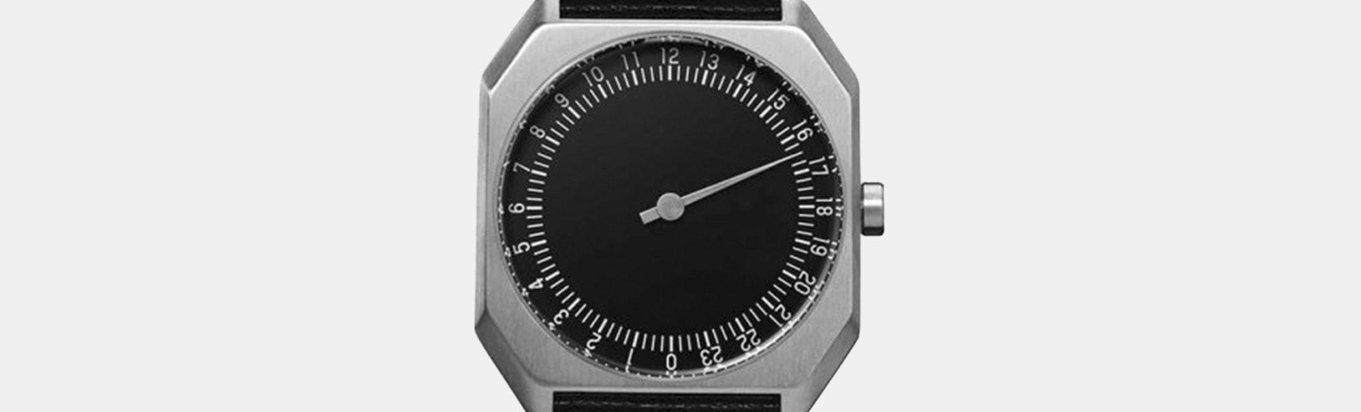 Slow Jo Quartz Watch
