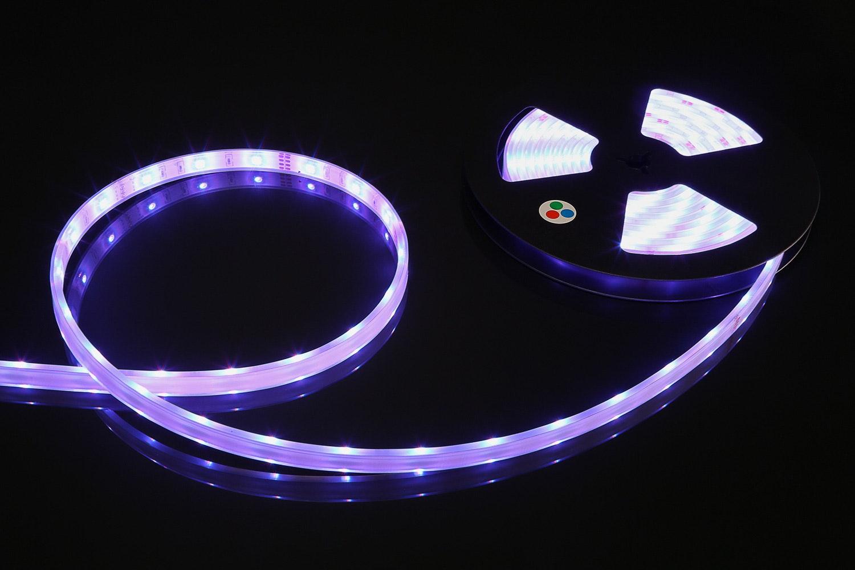Smart LED RGB Bluetooth IP68 Strip Lighting 5M