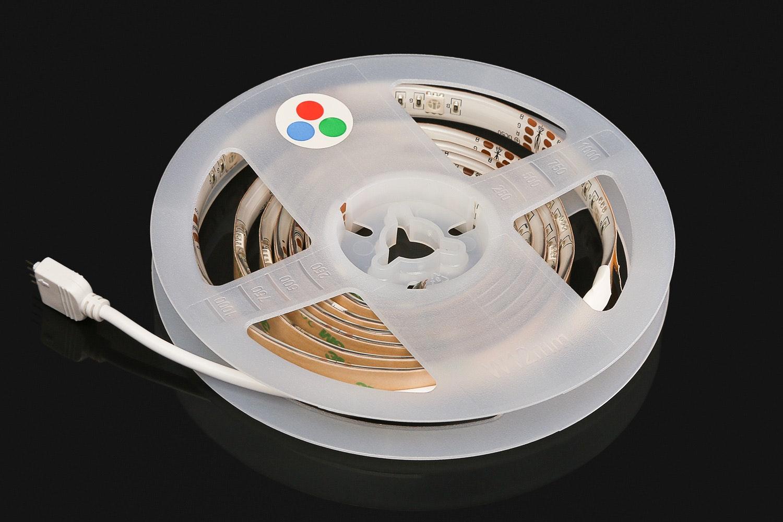 Smart LED RGB Bluetooth Strip Accent Lighting 1.5M