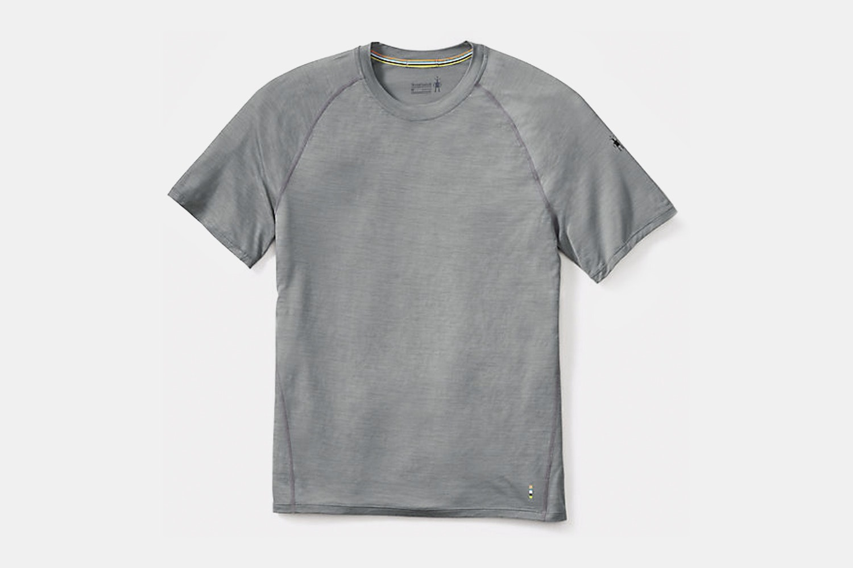 Men's – Patterned Light Gray