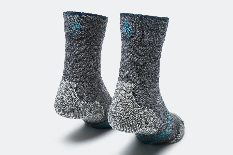 SmartWool PhD Outdoor Light Mid Crew Sock (2-Pack)