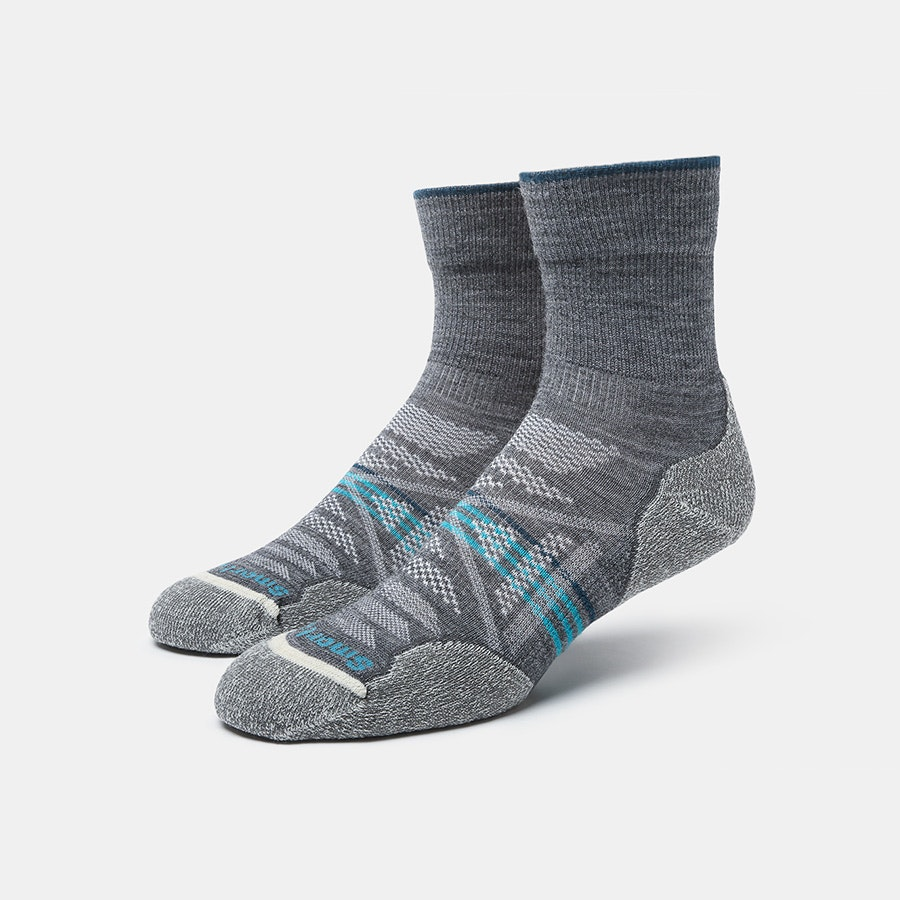SmartWool PhD Outdoor Light Mid Crew Sock (2-Pack)
