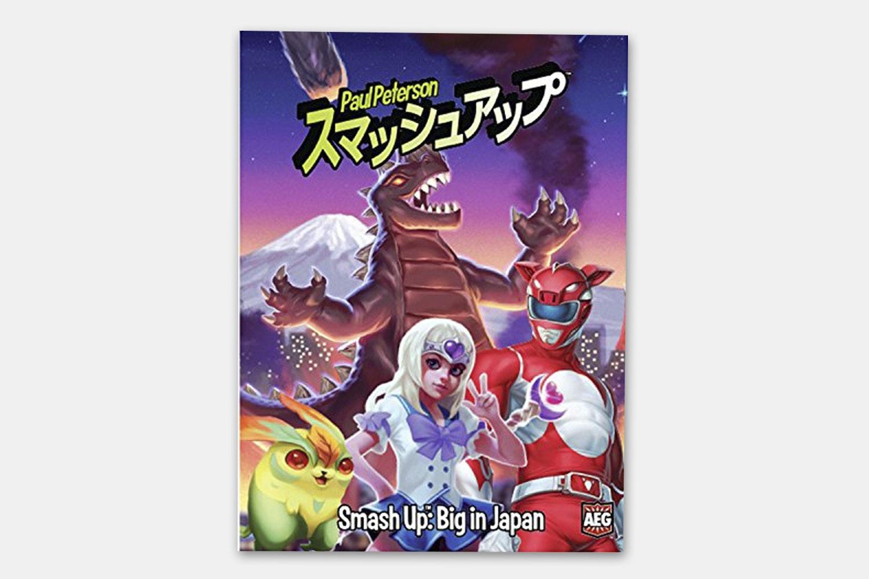 Smash Up: Big in Japan Expansion