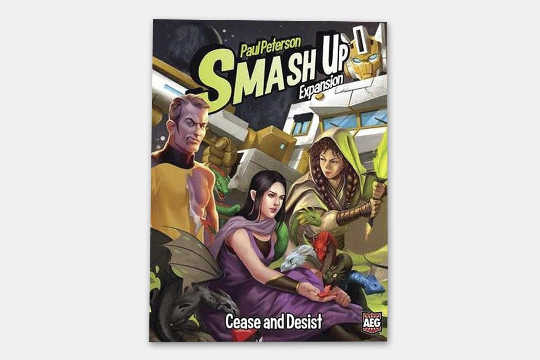 Smash Up: Cease & Desist Expansion