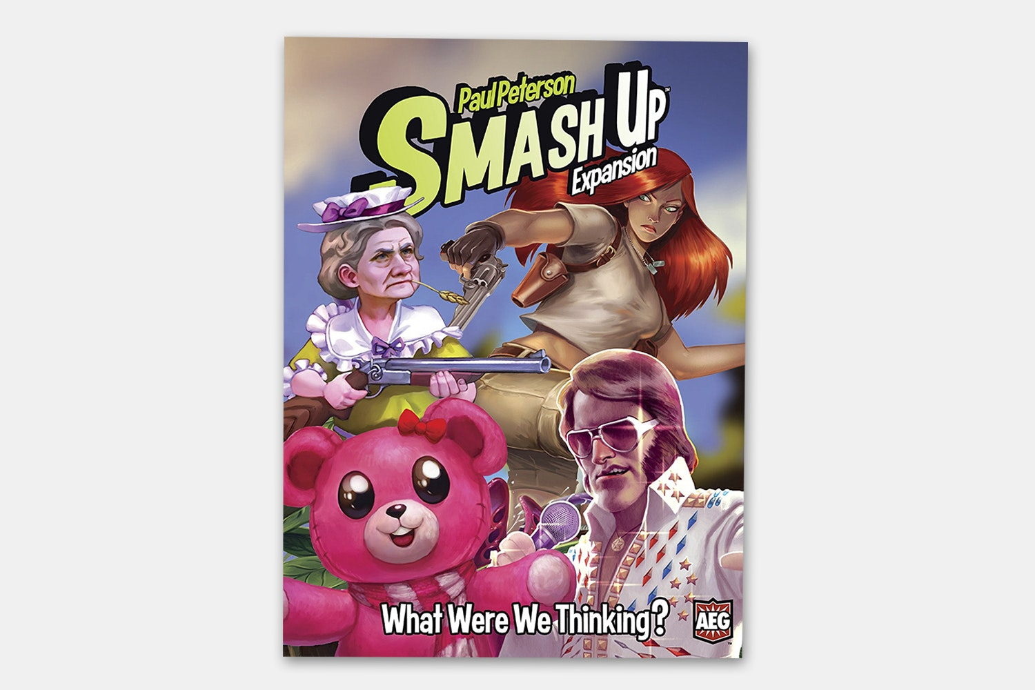 Smash Up: What Were we Thinking Expansion