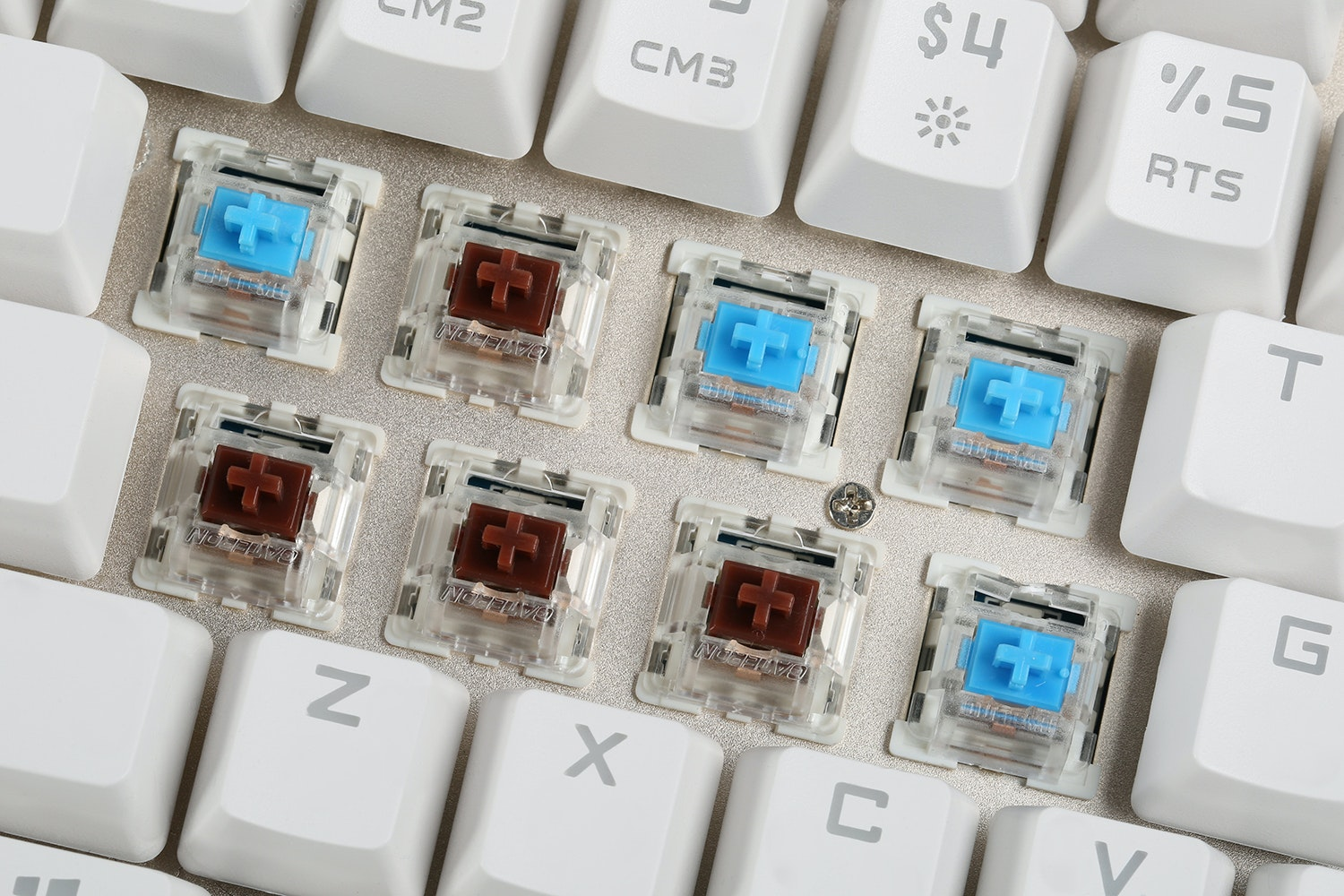 SMD LED Compatible Gateron Switches