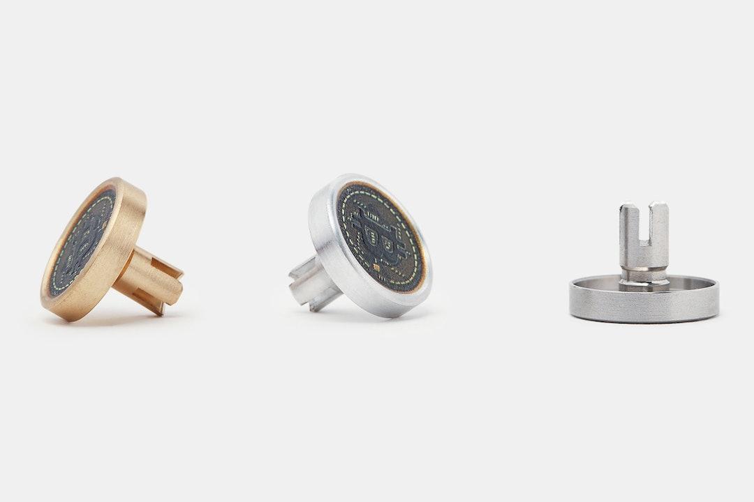 SMRT Gadget BC Novelty Keycaps (Set of 2)