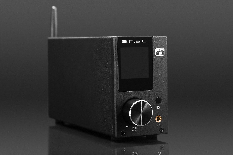 SMSL AD18 Bluetooth Stereo & Headphone DAC/Amp