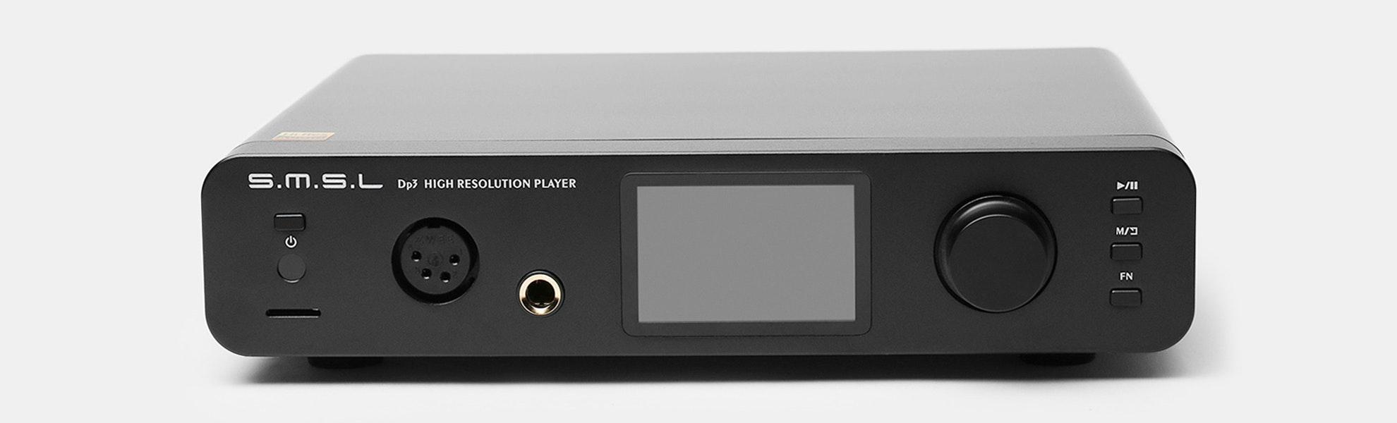 SMSL DP3 Wireless DAC/Amp