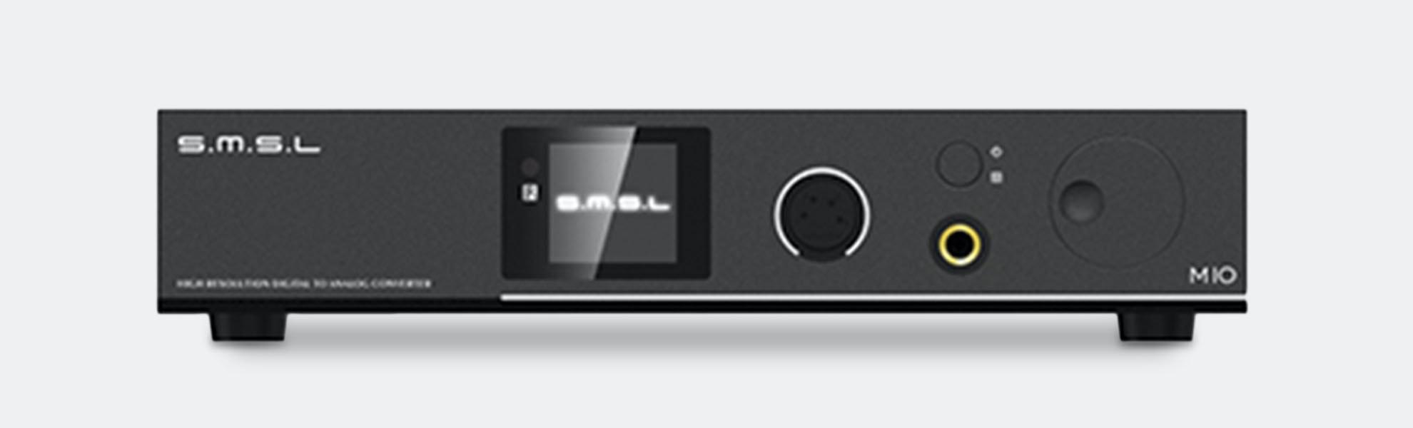 SMSL M10 Balanced DAC/Amp