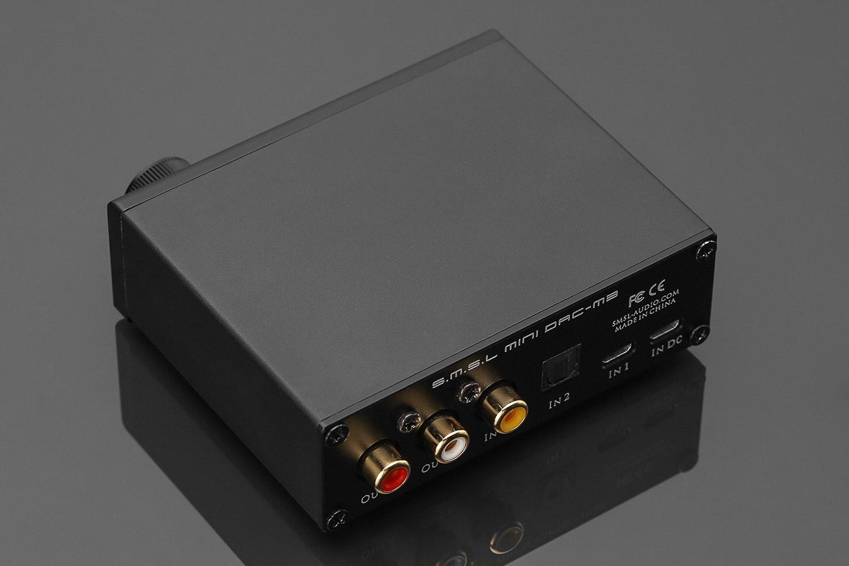 SMSL M3 USB DAC/Amp