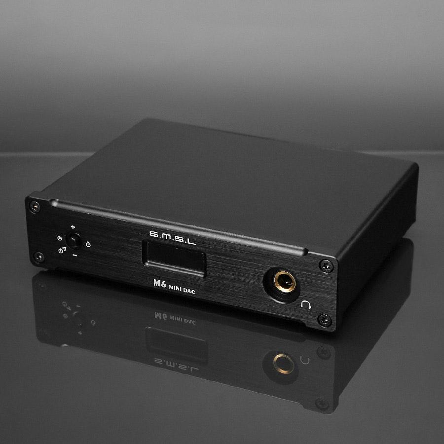 SMSL M6 DAC/Amp