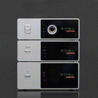 SMSL Panda DAC and Headphone Amplifier Set - Massdrop