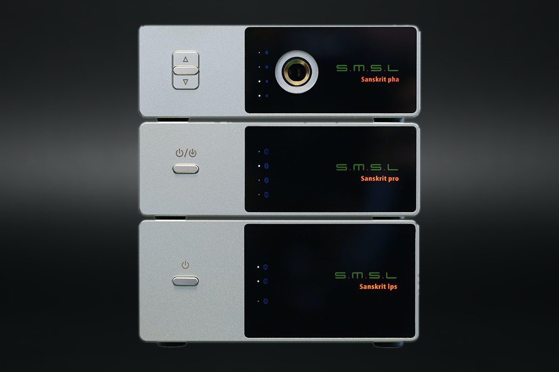SMSL Panda DAC and Headphone Amplifier Set