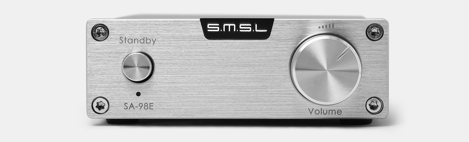 SMSL SA-98E Stereo Amplifier