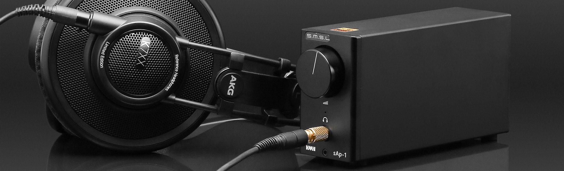 SMSL SAP-1 Headphone Amplifier